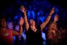 praise | God Speaks I Listen