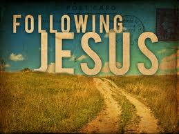 2013 follow jesus