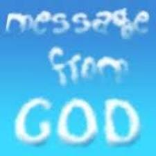 message from God