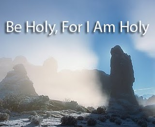 GOD THE OF HOLINESS