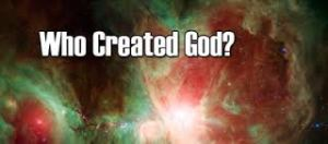 who created God words