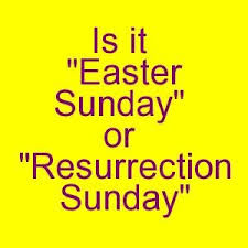 RESSURRECTION DAY