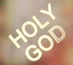 God is holy filler