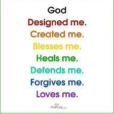 Thinking about God last