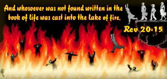 hell lake of fire
