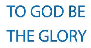 glory of God 3