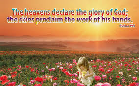 glory of God