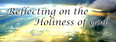 holiness of God 5