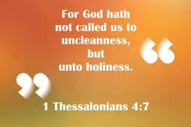holiness of god 6