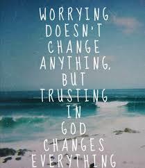 trust in God 1