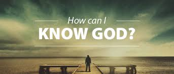 Knowing God 6