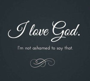 love God 1