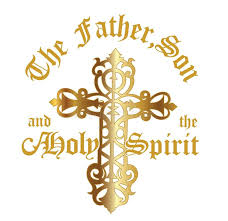 Holy spirit cross 2