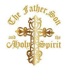 Holy spirit cross 2